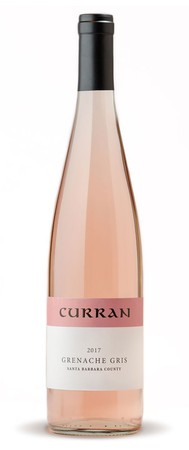 2017 Curran Grenache Rose, Santa Barbara County Image
