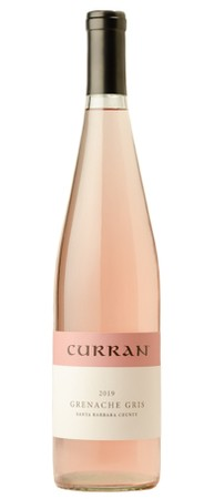 2019 Curran Grenache Rose, Santa Barbara County