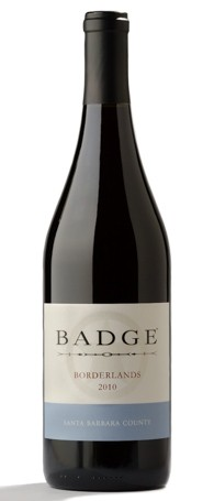 2010 BADGE Red Blend, Santa Barbara County