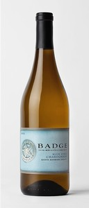 2014 BADGE 'Blue Steel' Chardonnay, Santa Barbara County