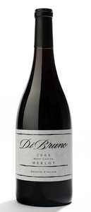 2008 Di Bruno Merlot 'Single Barrel', Grassini Vineyard