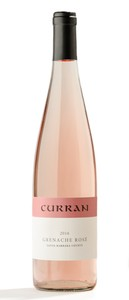 2016 Curran Grenache Rose - Santa Barbara County