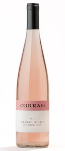 2017 Curran Grenache Rose, Santa Barbara County
