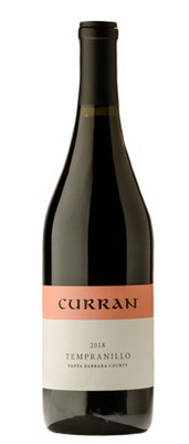 2018 Curran Tempranillo, Santa Barbara County