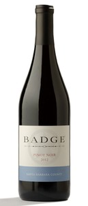 2012 BADGE Pinot Noir, Santa Barbara County