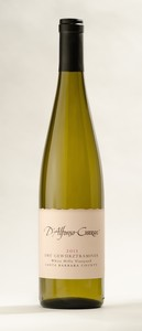 2013 D'Alfonso-Curran Gewurztraminer, White Hills Vineyard