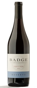 2012 BADGE Pinot Noir Reserve, Santa Barbara County