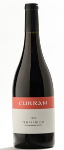 2009 Curran Tempranillo, Santa Ynez Valley