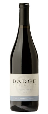 2016 BADGE Pinot Noir, Santa Barbara County