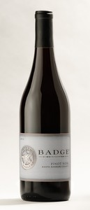 2011 BADGE Pinot Noir, Santa Barbara County